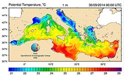 tropische storm in europa